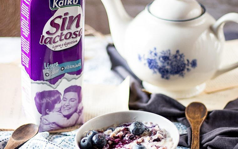 Receta de arroz con leche sin lactosa by Kaiku Sin Lactosa